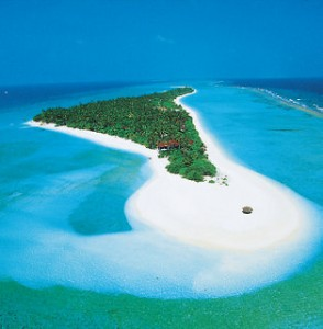 Maledivy dovolenka